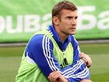 Андрей Шевченко: «Полноценно тренироваться начну не раньше, чем через неделю»