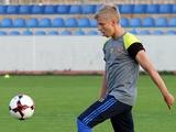 Александр ЗИНЧЕНКО: «Задача-минимум в матчах с Турцией и Косово — шесть очков»