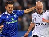 «Бешикташ» — «Динамо» — 1:0. Отчет о матче
