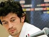 Каладзе пригрозил «Милану» уходом, а потом извинился за свои слова