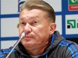 «Динамо» — «Кривбасс» — 1:1. Послематчевая пресс-конференция
