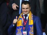 Андрей ПАВЕЛКО: «На поле чемпионов Европы наши игроки не показывали ни доли сомнения»