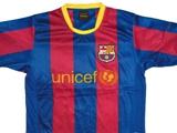 Футболка «Барсы» продана за 210 тысяч евро
