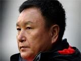 Ху Джун Му покидает пост наставника сборной Южной Кореи