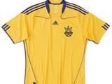 Новая форма сборной Украины уже продается в США (ФОТО)