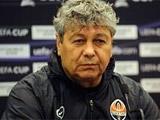 """Луческу и Хюбшман - о предстоящем матче с """"Марселем"""""""