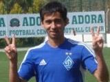 Ахлетдин Исраилов дозаявлен за «Динамо-2»