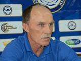 Юрий Коньков: «В «Динамо» выступают высококлассные футболисты»