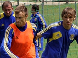 ФОТОрепортаж: тренировка сборной Украины на сборе в Австрии (38 фото)