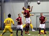 Украина (U-19) — Дания (U-19) — 2:0