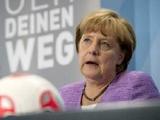 Ангела Меркель призвала не скрывать, что в футбол играют геи