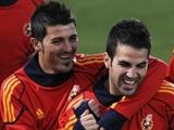 Вилья: «Сердце Фабрегаса принадлежит «Барселоне»