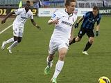 «Заря» — «Черноморец» — 1:0. После матча. Григорчук: «Ничья была бы справедливей»