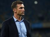 Андрей Шевченко: «Интерес «Милана» появился как раз после той победы над «Барселоной»