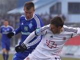 «Динамо» обыграло на выезде «Волынь»