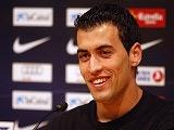 Серхио Бускетс: «Чигринский — прекрасный игрок»