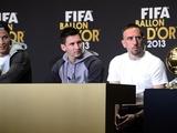 Румменигге: «Бавария» никогда бы не обменяла Рибери на Роналду»