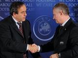 Григорий Суркис: в обойме УЕФА