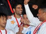 Маграо и Андре выиграли Суперкубок Южной Америки