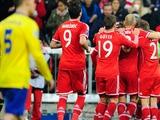 Лига чемпионов. 1/8 финала. Результаты 11 марта: без сюрпризов