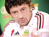 Каладзе не планирует уходить из «Милана»