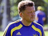 Распределение обязанностей помощников Маркевича в сборной Украины