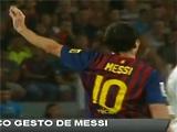 Испанские телевизионщики обвиняют Месси в провокациях (ВИДЕО)