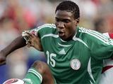 Идейе провел очередной матч за сборную Нигерии