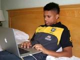 Андре стал игроком «Васко да Гама»