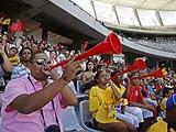 Вувузелы могут запретить в… ЮАР