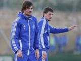 «Динамо» тренируется без Семина
