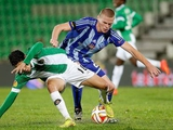 Никита БУРДА: «Cвоей игрой в Португалии я остался недоволен»