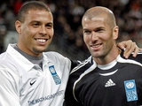 Зидан: «Роналдо — лучший игрок из тех, с кем я когда-либо играл»
