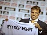 Ван дер Ваарт признался, что предпочел «Тоттенхэм» «Ливерпулю»