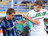 «Ворскла» — «Черноморец» — 3:1. После матча. Григорчук: «Был уверен, что мы готовы побеждать в Полтаве»