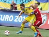 Отбор на Евро-2016: сборная Украины разгромила Люксембург (ФОТО, ВИДЕО)