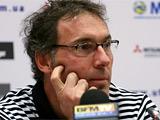 Лоран БЛАН: «Сборная Украины хорошо работает с мячом»