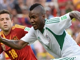 Идейе и Нигерия потерпели разгром от Испании на Кубке Конфедераций