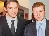 Шевченко поболел за «Челси»