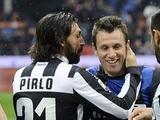 Кассано: «Пирло может спокойно играть в футбол и до 50 лет»