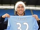 Тевес передумал уходить из «Манчестер Сити»
