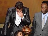 Криштиану Роналду: «Я просто не сумел сдержать слезы»