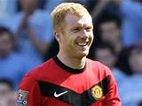 37-летний Скоулз продлил контракт с «Манчестер Юнайтед»