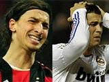 «Милан» намерен обменять Ибрагимовича на Роналду