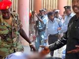 В Сомали взорвали главу Федерации футбола страны
