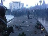 В Москве и Санкт-Петербурге многотысячные митинги болельщиков переросли в драки с милицией