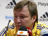 Бразилия — Украина — 2:0. Послематчевая пресс-конференция Юрия Калитвинцева