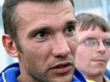 Андрей ШЕВЧЕНКО: «Ничья с англичанами будет приравниваться к победе»