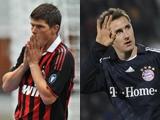 «Милан» и «Бавария» обменяются нападающими?