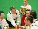 «Бавария» отменила поездку на Октберфест